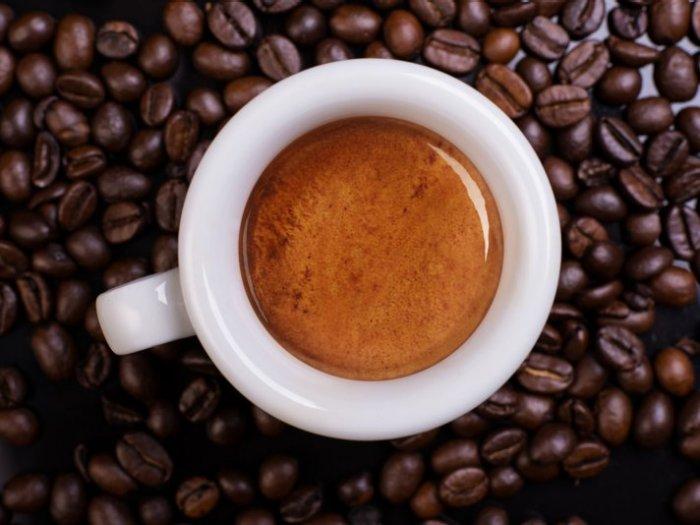 Espresso und Kaffeebohnen iQFlow
