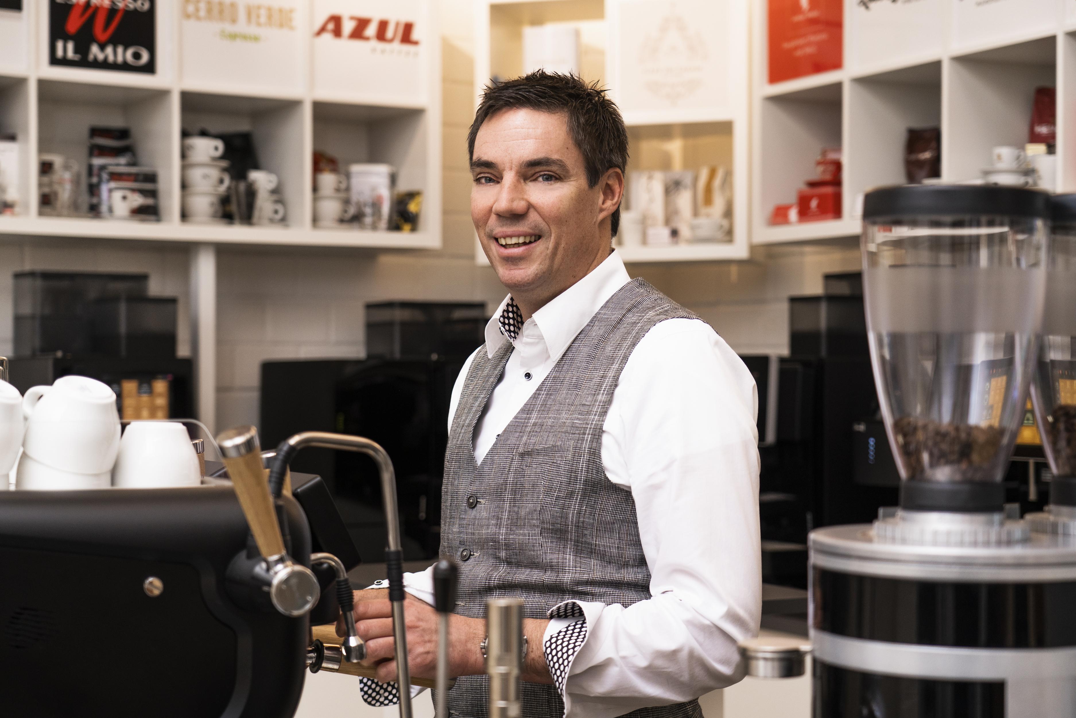 Timo Tegtmeyer Scholz Kaffeemaschinen