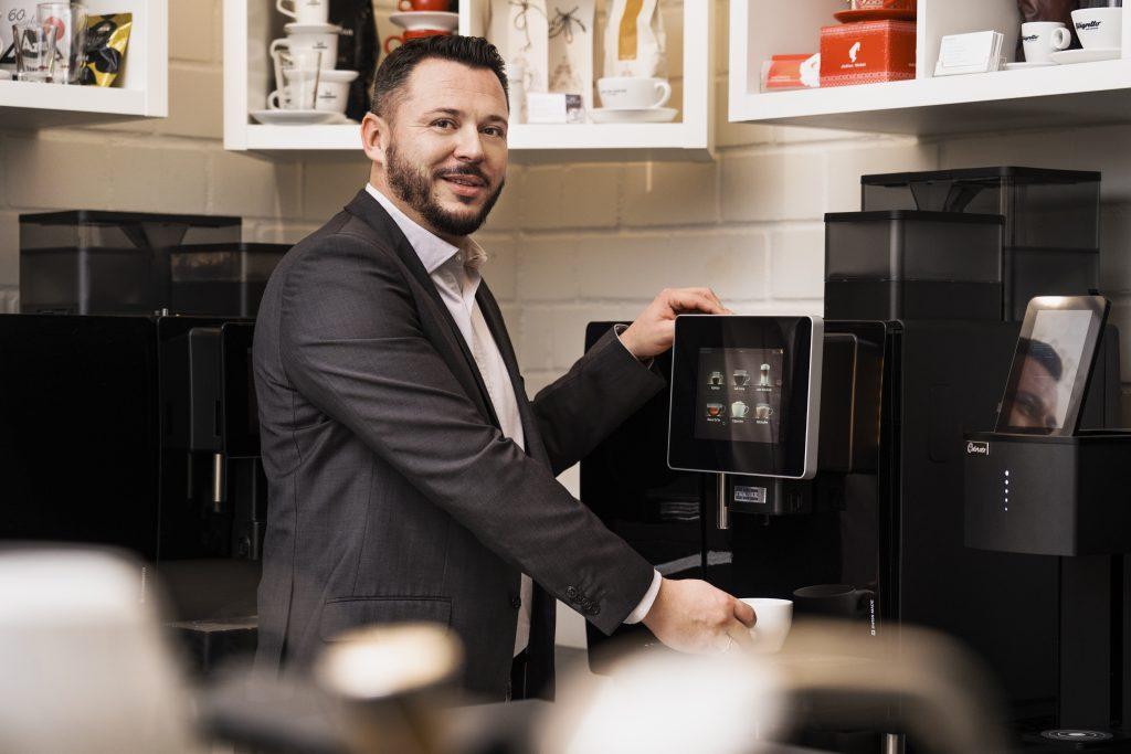 Ronny Schössler Scholz Kaffeemaschinen