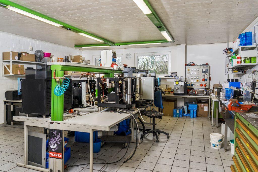 Werkstatt Franke Service Hannover